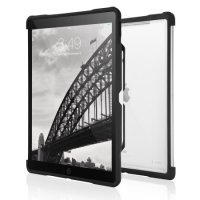"STM Dux Shell Case für Apple 12,9"" iPad Pro, Schwarz/Transparent"