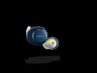 Bose SoundSport Free Wireless Headphones Dunkelblau