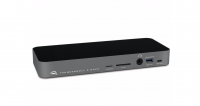 OWC 14-Port Thunderbolt 3 Dock Space Grau