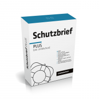 COMSPOT Schutzbrief Plus - iPad / Tablet