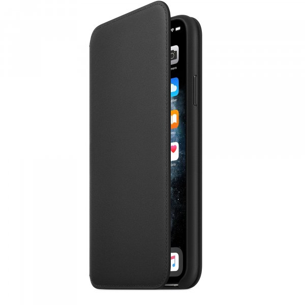 Apple iPhone 11 Pro Max Leder Folio