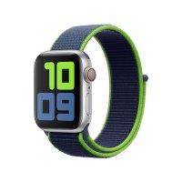 Apple Watch Sport Loop Neonlimette