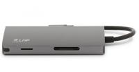 LMP USB-C mini Dock Spacegrau