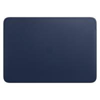 Apple Lederhülle Mitternachtsblau