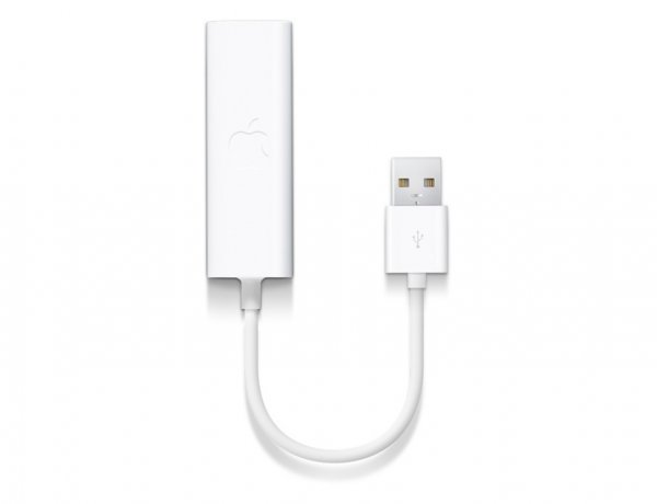 Apple MacBook Air USB Ethernet Adapter