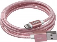 LAUT The Link Metallic Kabel Roségold