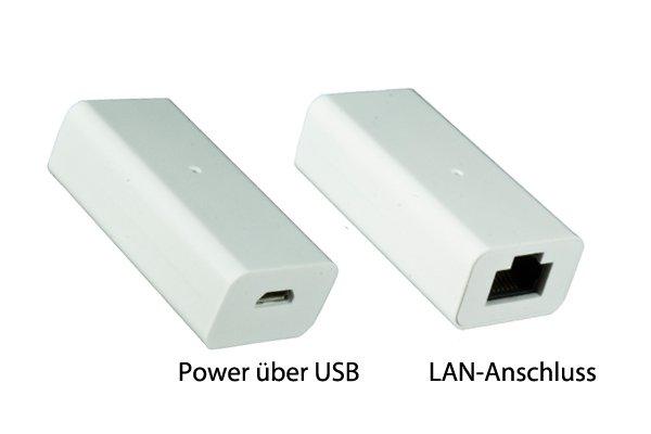 Dinic WLAN Generator - erzeugt ein WLAN Signal von einem LAN Anschluss