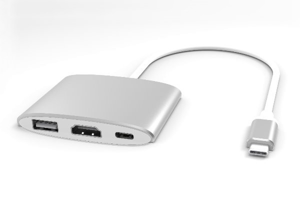 DINIC USB-C Multiport-Adapter