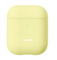 LAUT Huex Pastels für AirPods Pastelgelb
