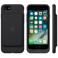 Apple iPhone 7 Smart Battery Case Schwarz