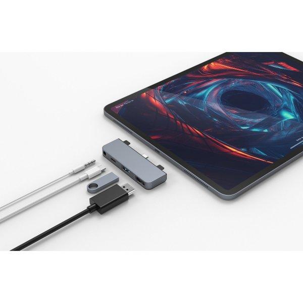 """Drive Hub 4-in-1 für Apple iPad Pro 11"""" & 12.9"""" (2018)"""