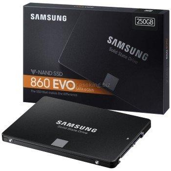 "Samsung SSD 860 EVO Series 2,5"""