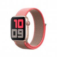 Apple Watch Sport Loop Ultrapink