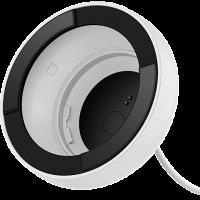 Logitech Circle 2 Kamera Montagesatz, Fenster montierbar