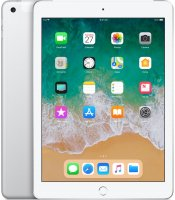 Apple iPad 9,7 (2018), Silber