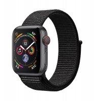 Apple Watch Series 4 Aluminium Space Grau