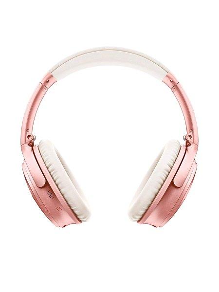 Bose QuietComfort 35 Headphones II Limited Edition, Rose Gold