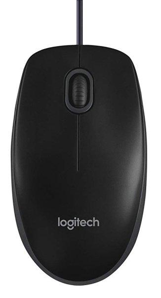Logitech Optical Mouse B100