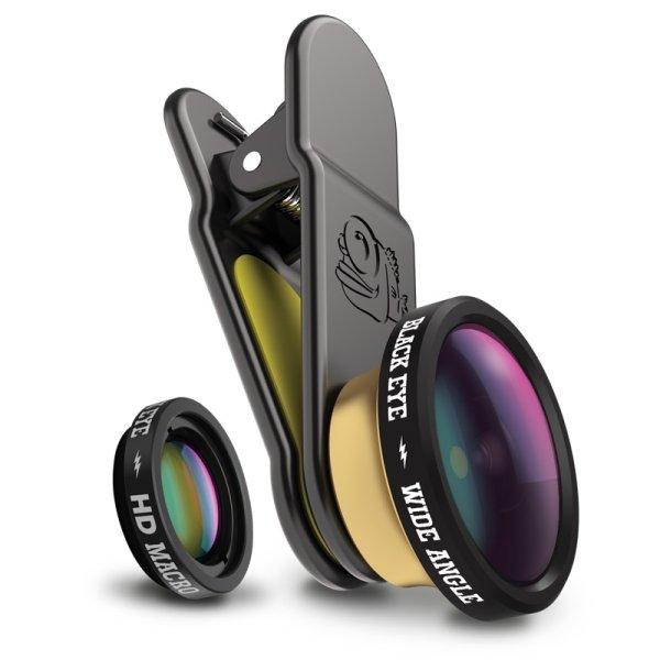 Black Eye Combo G4 Kombo-Paket, Smartphone-Objektiv