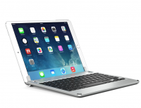 Brydge Bluetooth Tastatur Silber