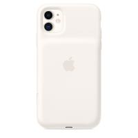 Apple iPhone Smart Battery Case Weiß