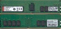 Kingston Server Premier RAM Speicher, DDR4, 16GB