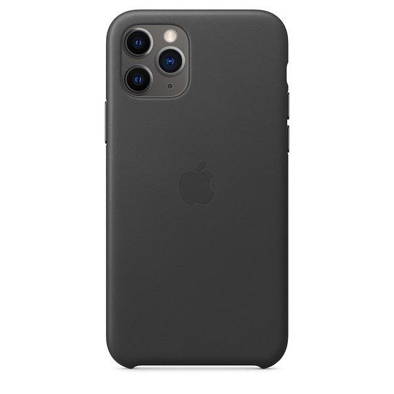 Apple iPhone 11 Pro Max Leder Case
