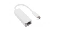 DINIC Adapter USB-C Stecker/RJ45 Gbit LAN Buchse
