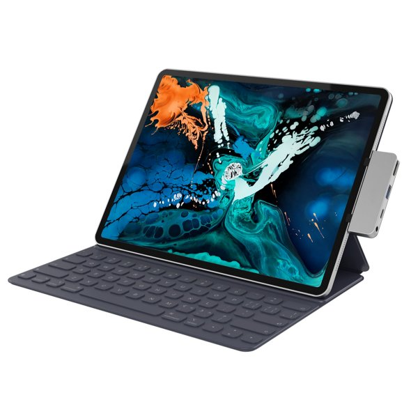 "Drive Hub 4-in-1 für Apple iPad Pro 11"" & 12.9"" (2018)"