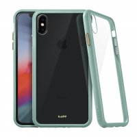 LAUT Accents Tempered Glass Case Mint