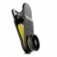 Black Eye Macro G4 15, Makro-Objektiv 20 - 26mm, Smartphone-Objektiv